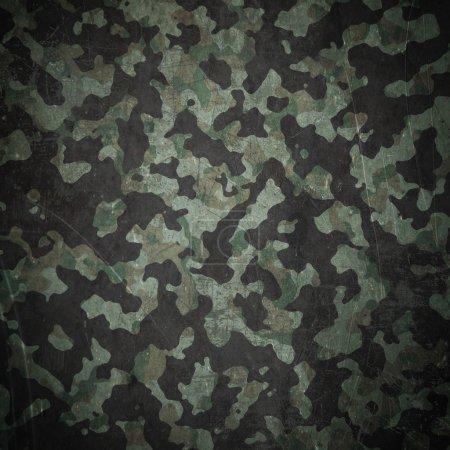 """Foto de Grunge Militar camuflaje """"arbolado"""" fondo - Imagen libre de derechos"""