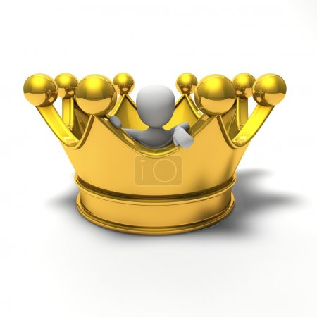 The crown is too big and not to create the task. P...