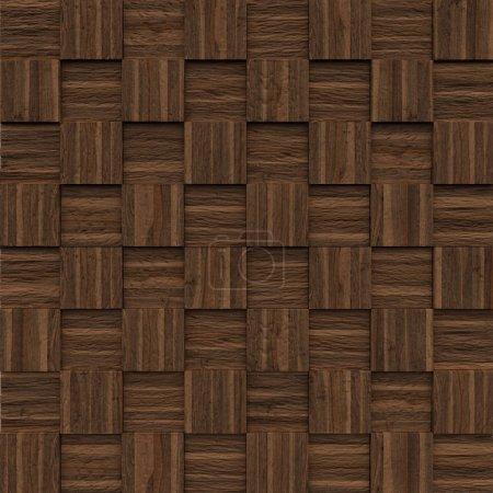 bark figured wallnut