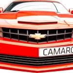 Постер, плакат: Chevrolet Camaro