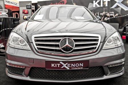 Mercedes S-classe W221