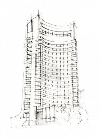 Hotel Sketch