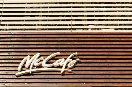McDonalds McCafe