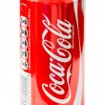Постер, плакат: 200ml Coca Cola Bottle Can