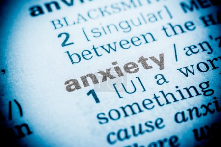 Anxiety Word Definition In Dictionary