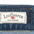Постер, плакат: Lee Cooper Sign On Modern Blue Jeans