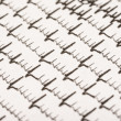 Extrasystoles On Electrocardiogram Record Paper...
