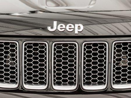 Jeep Grand Cherokee Sign