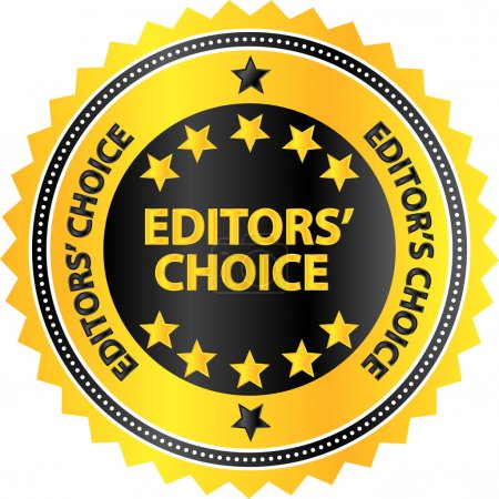 Editors Choice Quality Product Badge