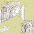 Sketching Historical Architecture in Italy: Mantua...