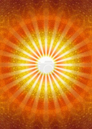 Rayon d'espoir - méditation et illumination, confiance et confiance