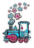 Birthday Locomotive