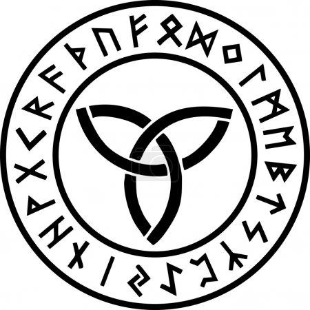 Triquetra - Runes
