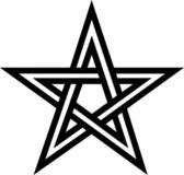 Pentagram - golden ratio
