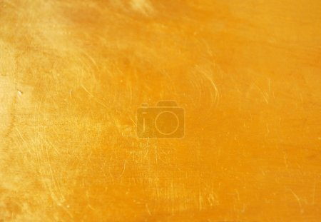 Photo for A detail of an empty golden texture - Royalty Free Image