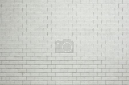 Gray concrete block wall texture background...