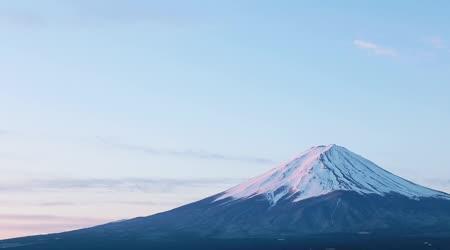 Close-up of Mt.Fuji