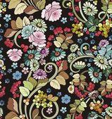 Vector Seamless Ornament Wallpaper