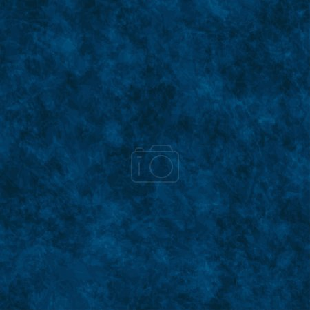 Illustration for Abstract grunge blue background - Royalty Free Image