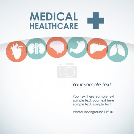 Medical concept. Health and health care.