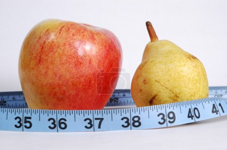 Apple and Pear Shape