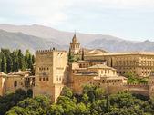 Awesome Alhambra in Granda, Spain