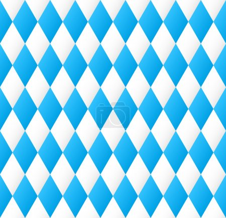 Vector illustration of a seamless diamond pattern ...