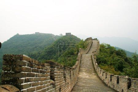 Chinese great wall, China