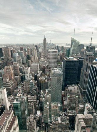 mainhattan gebaeude neu york stadt usa