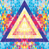 Geometric Background Vector Pattern 66