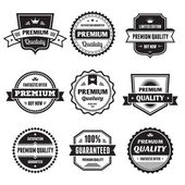 Badges signs collection for your creative materials