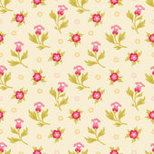 Floral Seamless Pattern 06