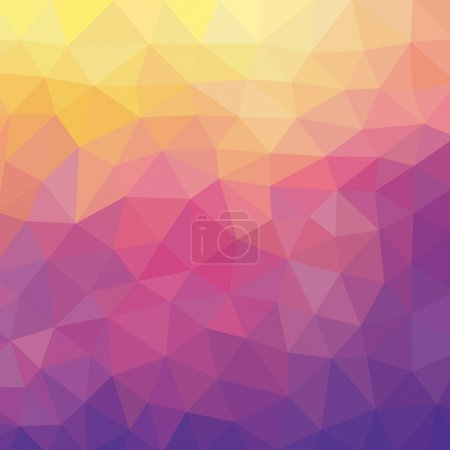 Abstract Geometric Background - Vector Pattern for creative design projects.