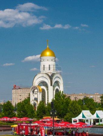 Photo for The Church on Poklonnaya Gora - Royalty Free Image