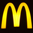 The symbol of McDonalds...