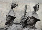 A monument to the commander Kutuzov