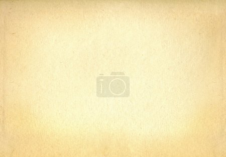 Photo for Old yellowed paper background without an inscription - Royalty Free Image