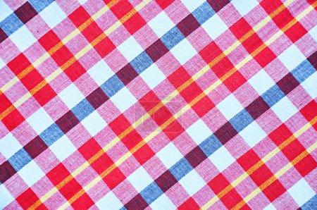Thai loincloth fabric pattern