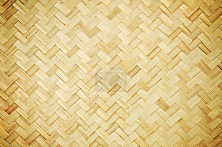 Woven wood texture as background...
