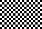 Black and white chequered abtract background