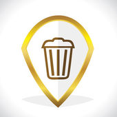Deletedustbin Icon Design