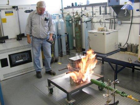 Metal Casting Laboratory