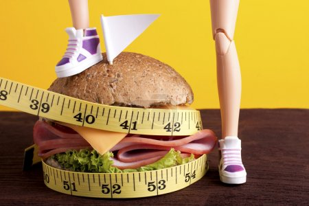 Fight to Lose Weight With Diets