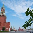 Постер, плакат: The main Tower of Moscow Kremlin
