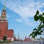 Постер, плакат: The main Tower of Moscow Kremlin