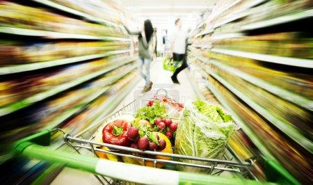 Photo for Supermarket - Royalty Free Image