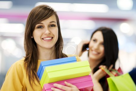 Photo for Female shoppers - Royalty Free Image