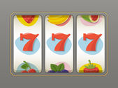 Slot Machine - Rainbow Collection