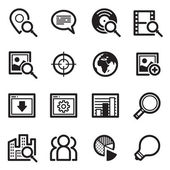 Set of 16 SEO Icons More icons will come soon!