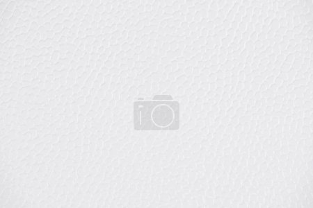 Glossy white leather background texture